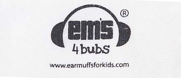 Ems for Bubs Headband - White