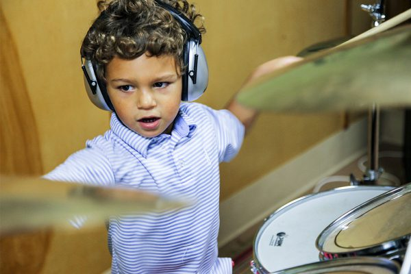 Ems for Kids Earmuffs - Drums