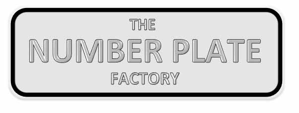 Number Plate Factory